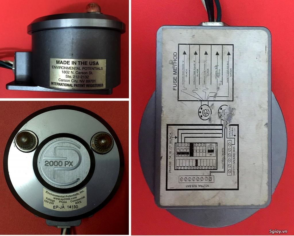 Box chống nhĩu/lọc điện,Biến áp cách li,DVD portable,LCD mini,ampli,loa,equalizer....