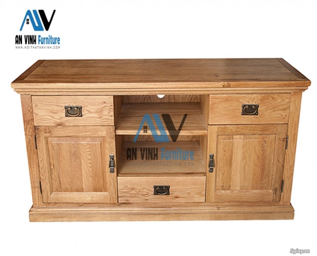 Thanh lý nội thất gỗ Sồi xuất khẩu - sồi Mỹ