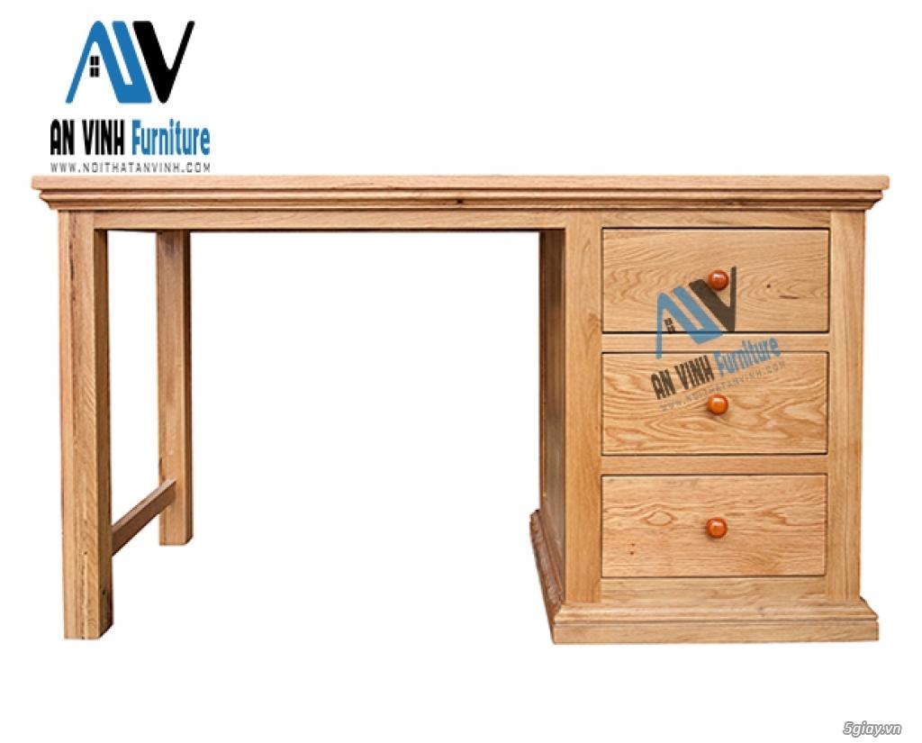 Thanh lý nội thất gỗ Sồi xuất khẩu - sồi Mỹ - 8