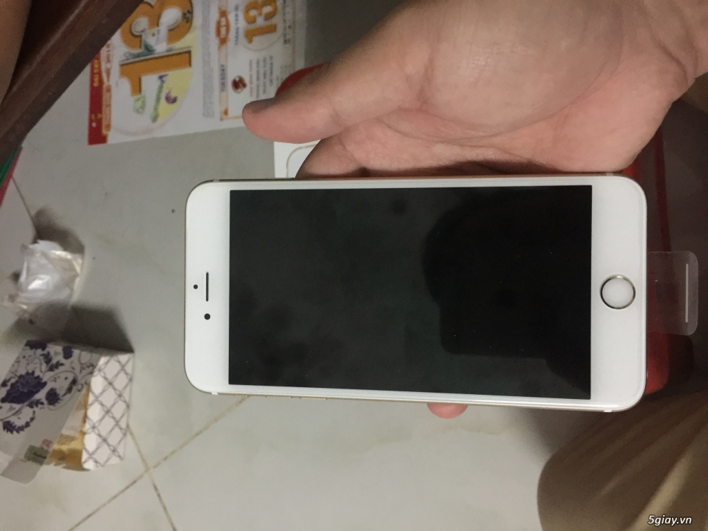 Bán iphone 6S Plus 128GB Gold - 3