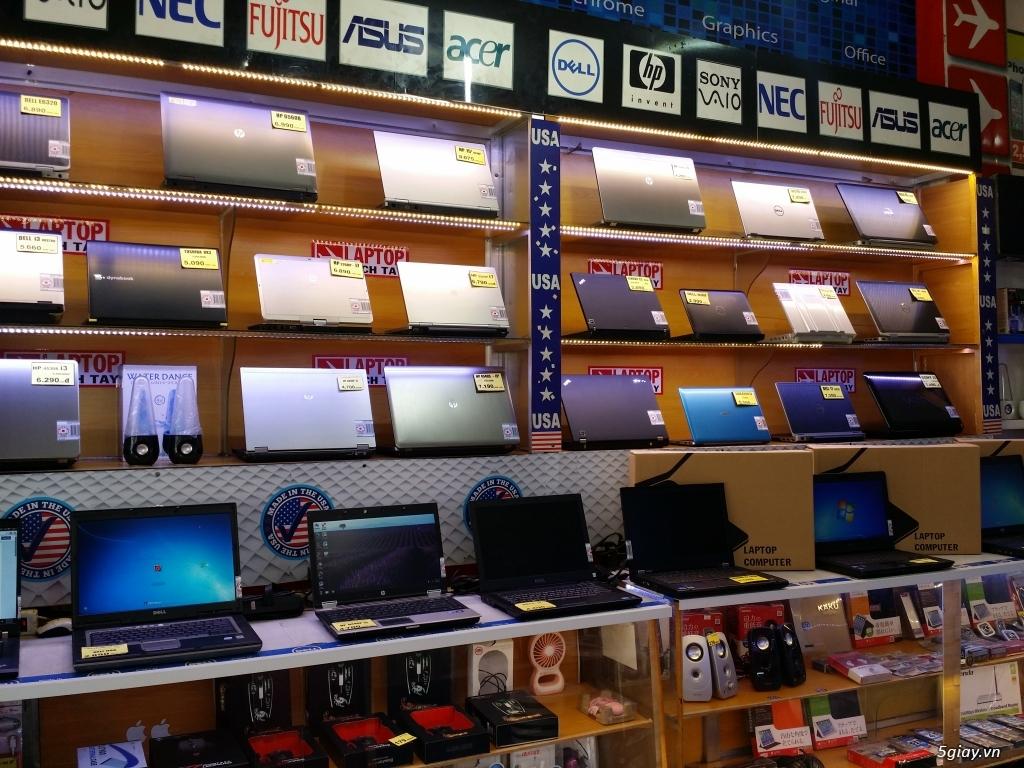 Laptop DELL đồ họa giá Sinh Viên - BH 1 năm - 9