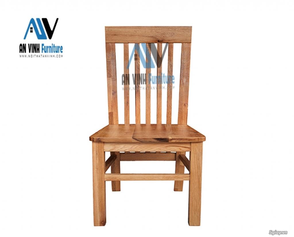 Thanh lý nội thất gỗ Sồi xuất khẩu - sồi Mỹ - 6