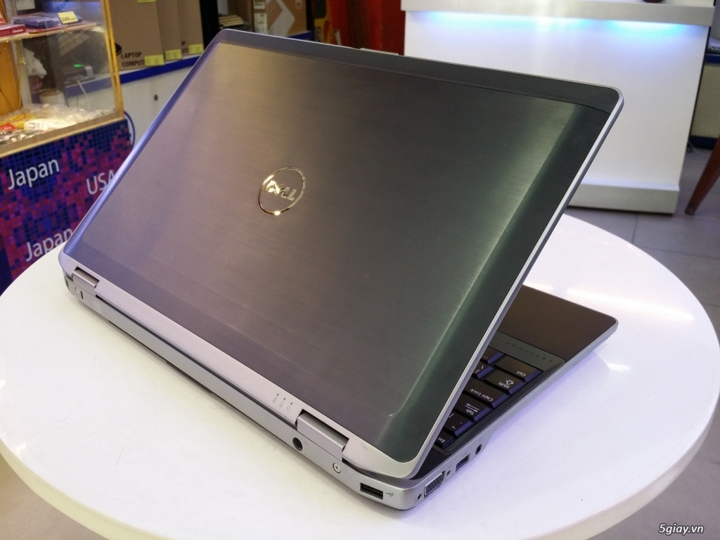 Laptop DELL đồ họa giá Sinh Viên - BH 1 năm - 5