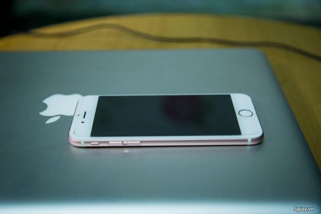 [cần bán]iphone 6s rose gold 64gb