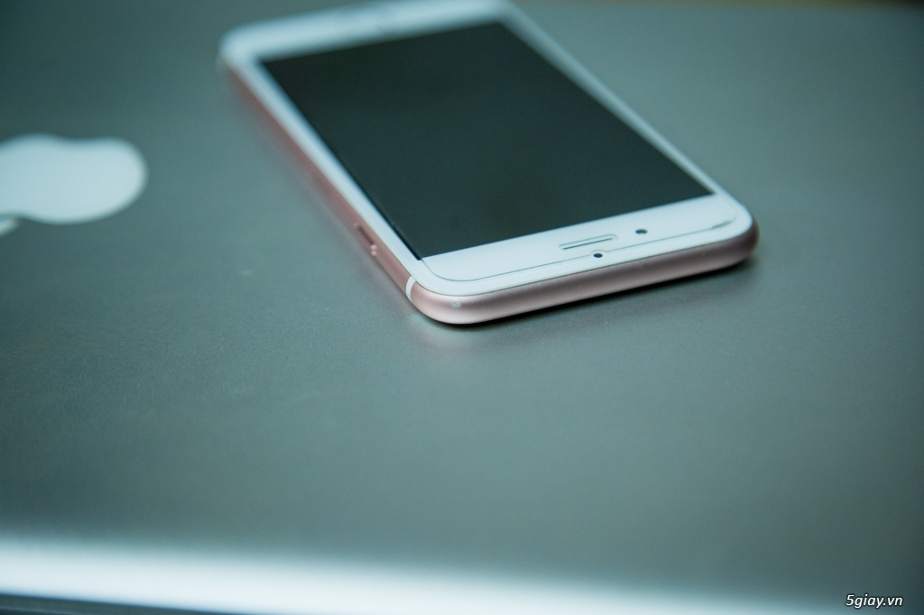 [cần bán]iphone 6s rose gold 64gb - 2