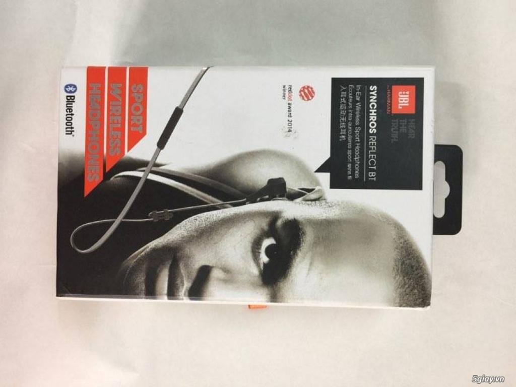 Tai Nghe Bluetooth JBL SYNCHROS REFLECT BT 99% FullBOX - 1