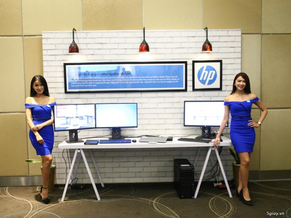 Loạt màn hình HP mới cho thị trường Việt Nam