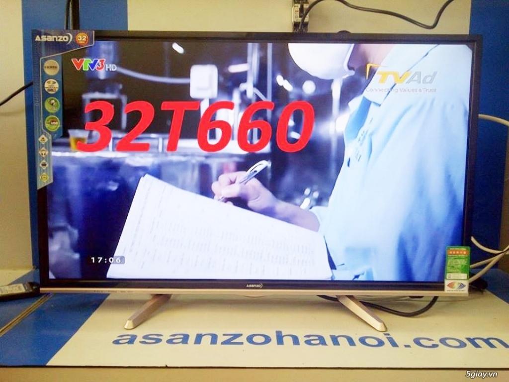 Tivi Led Asanzo 32T660 32inches chính hãng - 1