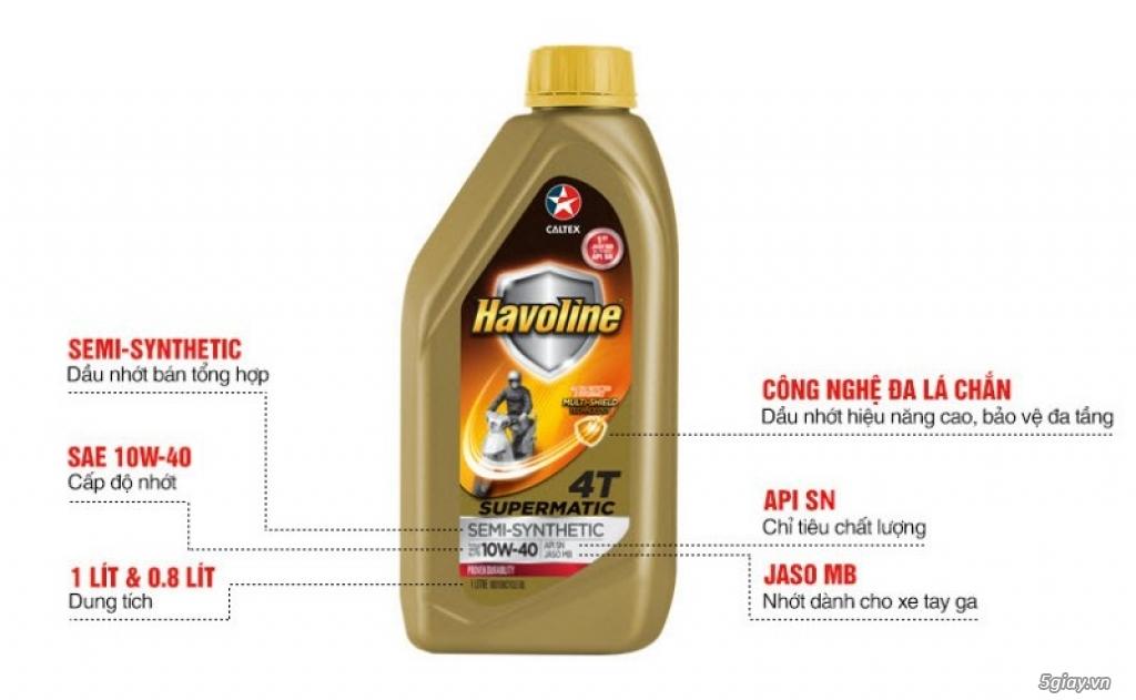 HCM-Nhớt Caltex sỉ và lẻ giá tốt cho một loại nhớt chất lượng trong tầm tiền... - 1