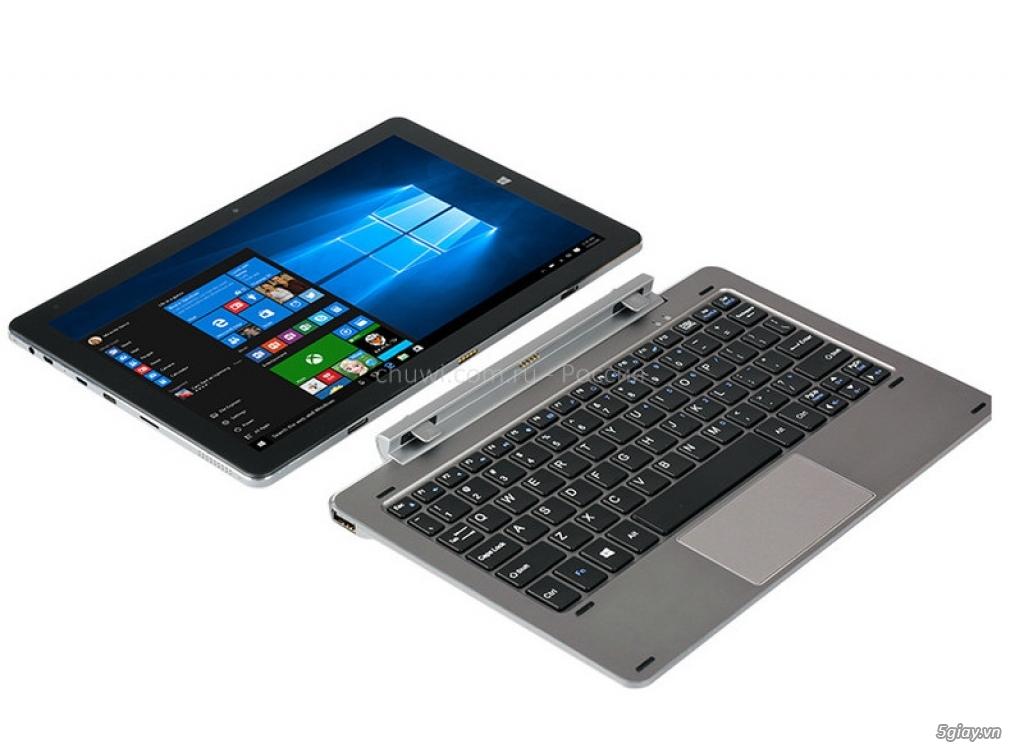 Máy tính bảng giá rẻ chạy dual boot Chuwi, Teclast, Xiaomi - 6