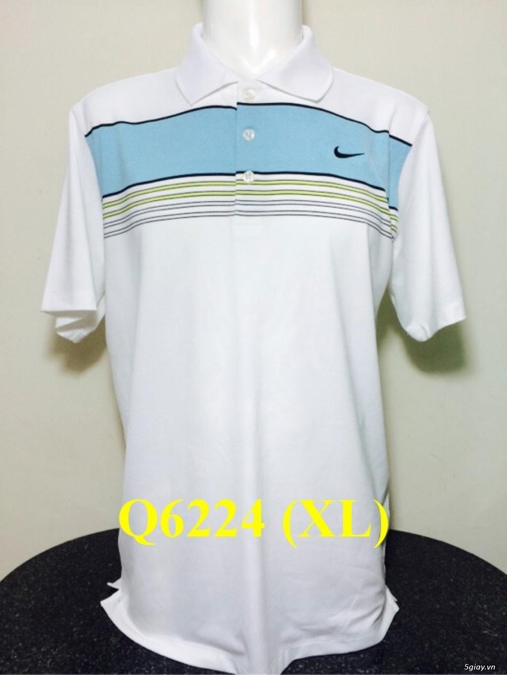 Aó Nike Golf - chuyên đề size to (XL, XXL), nhiều mẫu... - 13
