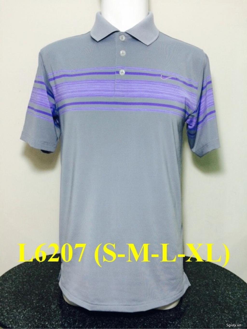 Aó Nike Golf - chuyên đề size to (XL, XXL), nhiều mẫu... - 5