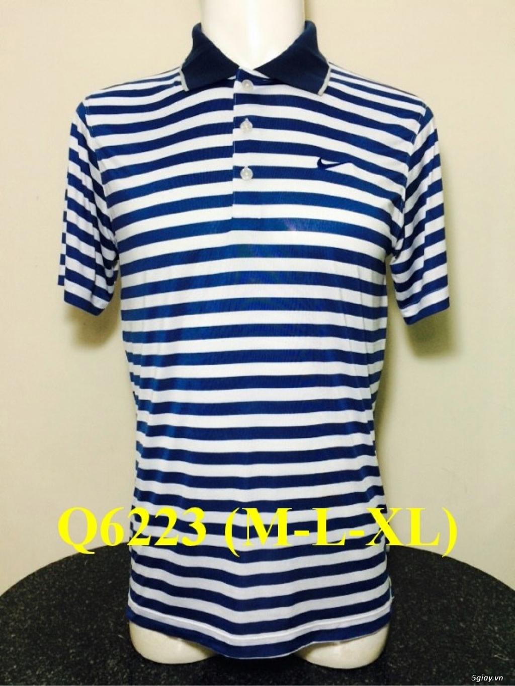 Aó Nike Golf - chuyên đề size to (XL, XXL), nhiều mẫu... - 9