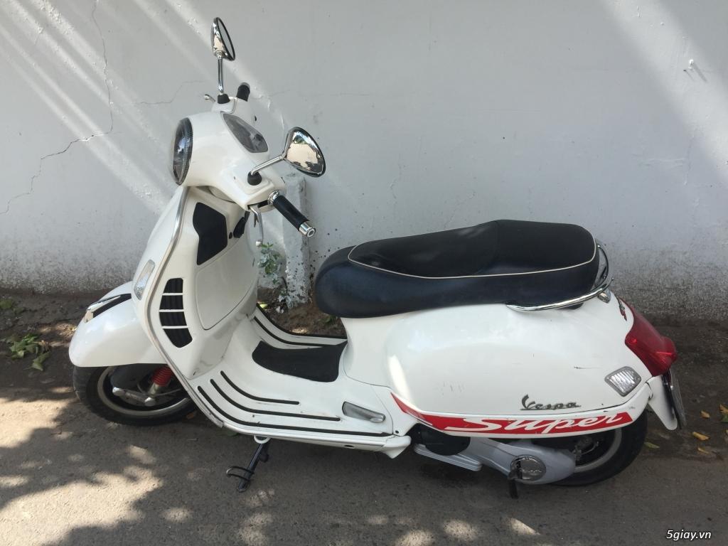 Vespa GTS  trắng 2014 - 2
