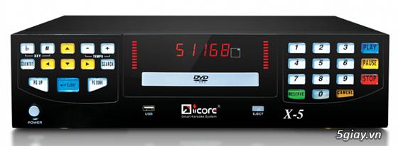 HCM-Loa, Amply, Micro, Đầu Karaoke...nhập khẩu thương hiệu châu Âu - 11