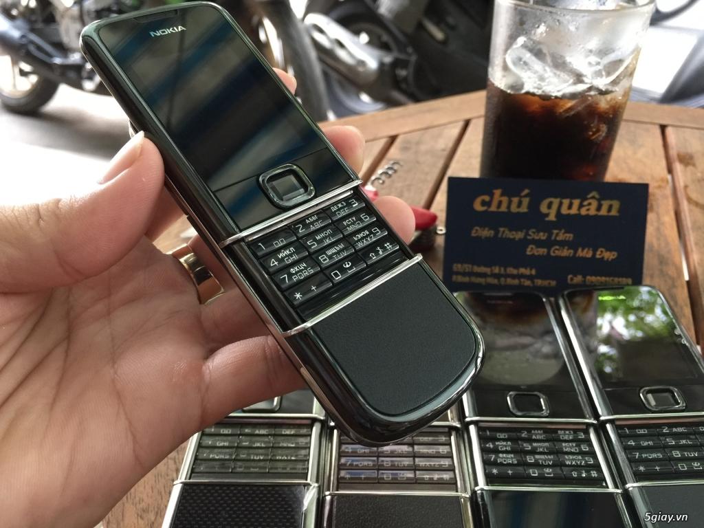 Nokia 8800 - 6700 - Vertu Zin   Thuận mua vừa bán ! - 2