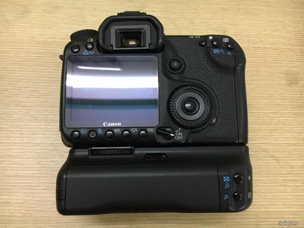 Combo 50D + grip zin + lens yongnuo 35mm f2 - 1