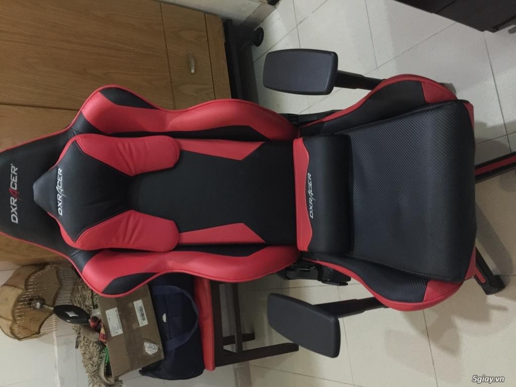 Bán vô lăng Logitech G29 - Logitech Extreme 3D pro + Ghế Dx Racer - 1