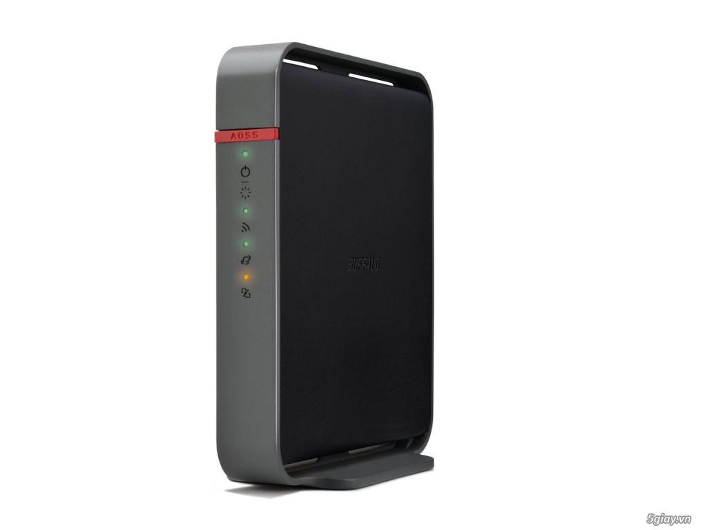 Wifi, NAS và các thiết bị ngoại vi của BUFFALO Nhật Bản - 13