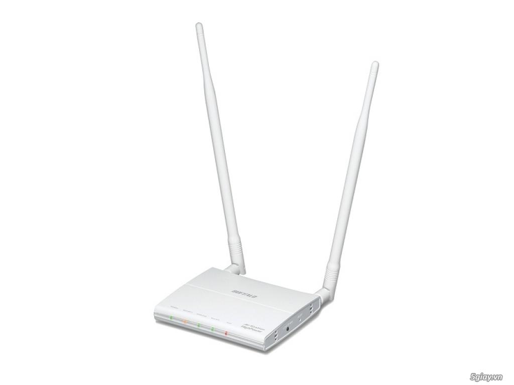 Wifi, NAS và các thiết bị ngoại vi của BUFFALO Nhật Bản - 8