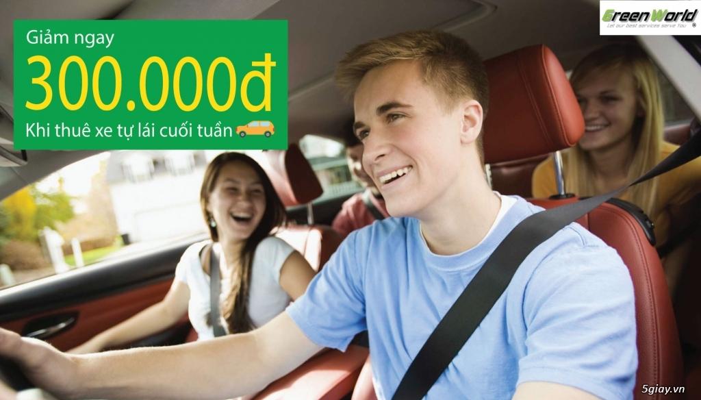 Green World Car Rental -  Dich vụ thuê xe chuyên nghiệp đã hoạt động 10 năm trên thị trường