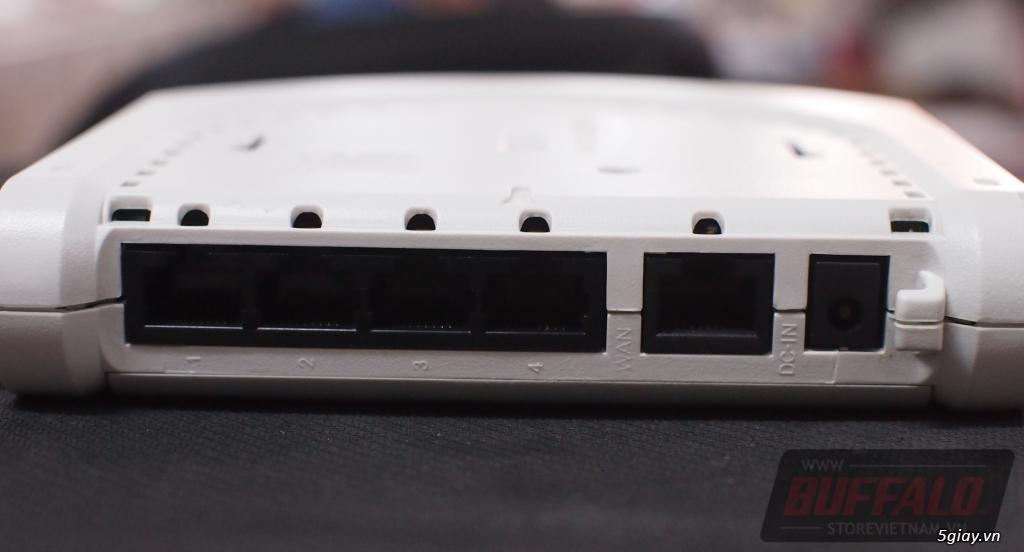 Wifi, NAS và các thiết bị ngoại vi của BUFFALO Nhật Bản - 7