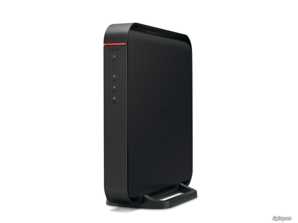 Wifi, NAS và các thiết bị ngoại vi của BUFFALO Nhật Bản - 18