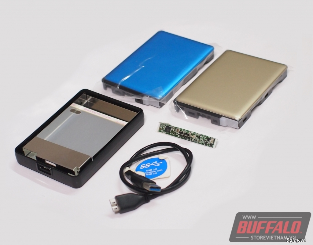Wifi, NAS và các thiết bị ngoại vi của BUFFALO Nhật Bản - 29