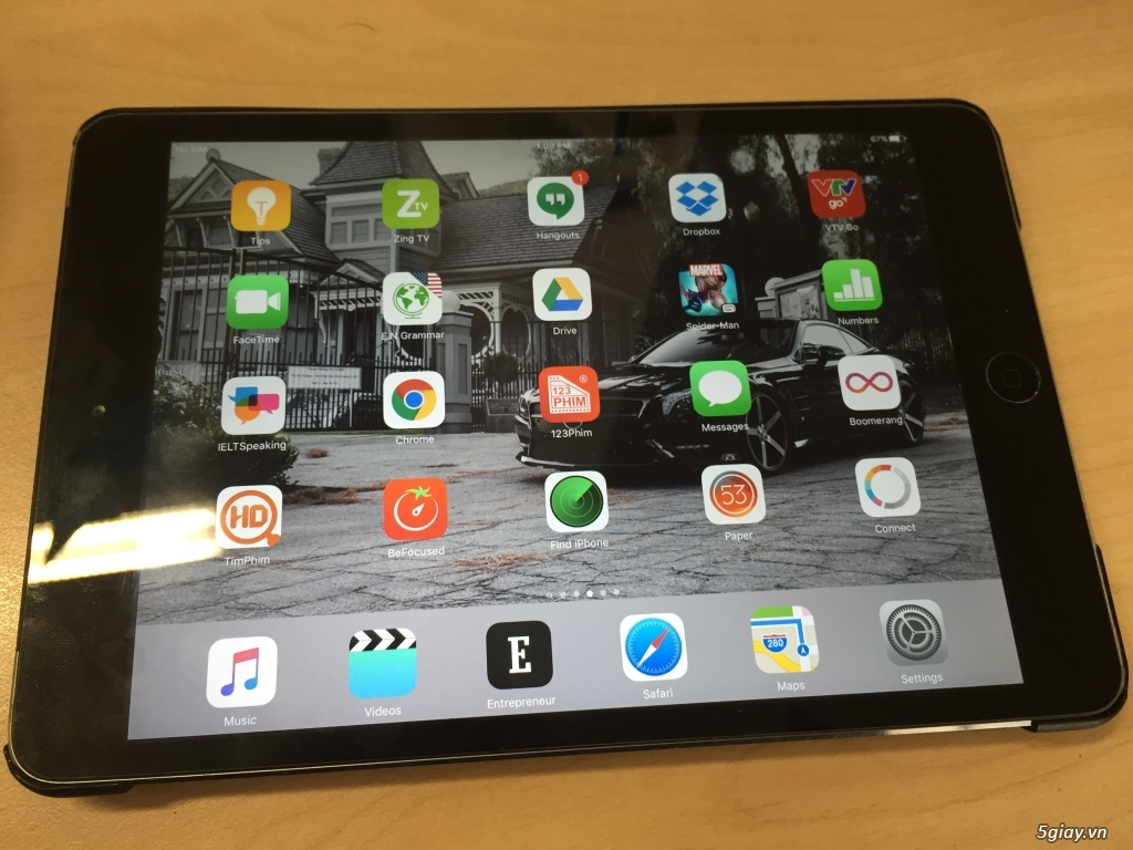 Bán Ipad Mini 2 4G 32GB