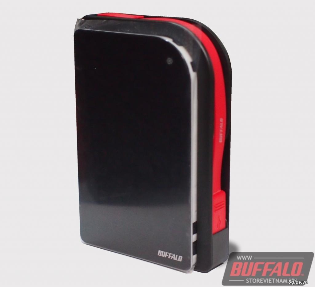 Wifi, NAS và các thiết bị ngoại vi của BUFFALO Nhật Bản - 27