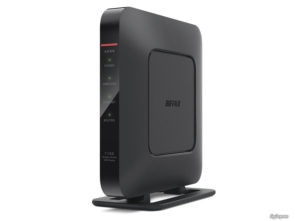 Wifi, NAS và các thiết bị ngoại vi của BUFFALO Nhật Bản - 20
