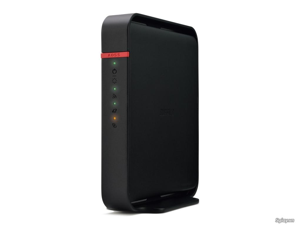 Wifi, NAS và các thiết bị ngoại vi của BUFFALO Nhật Bản - 12