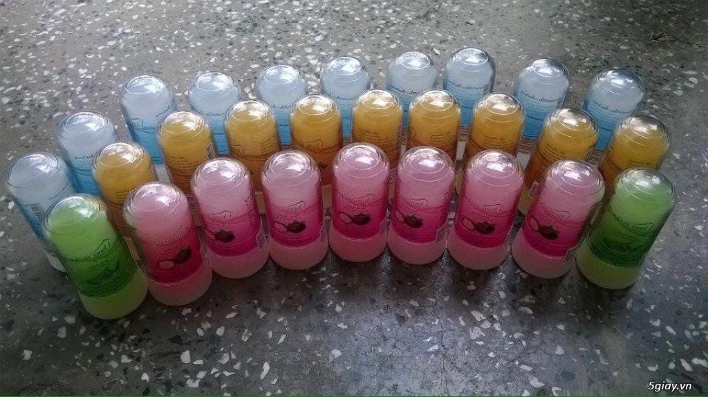 Lăn khử mùi Đá khoáng Thái Lan - 10