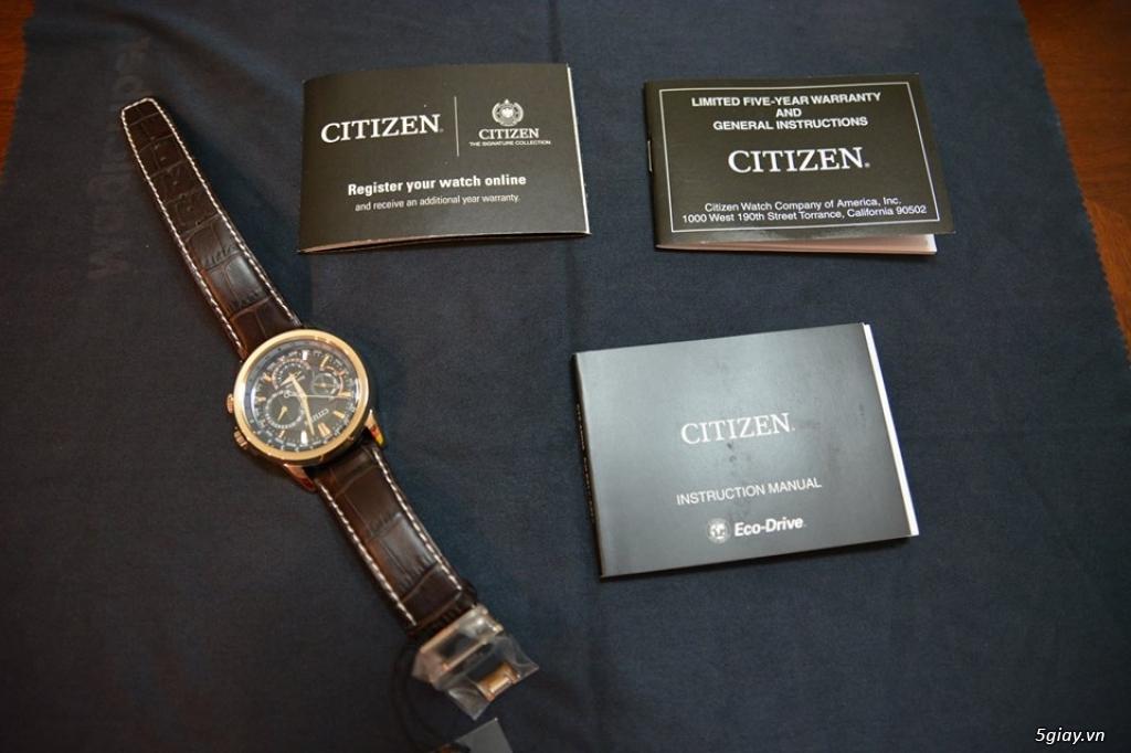 [JINWATCHES.COM] Chuyên đồng hồ chính hãng bảo hành quốc tế từ USA - Citizen, Armani, Burberry... - 3