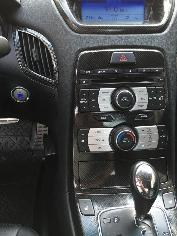 Bán xe Hyundai Genesis hàng nhập cuối 2009 Model 2010 - 9