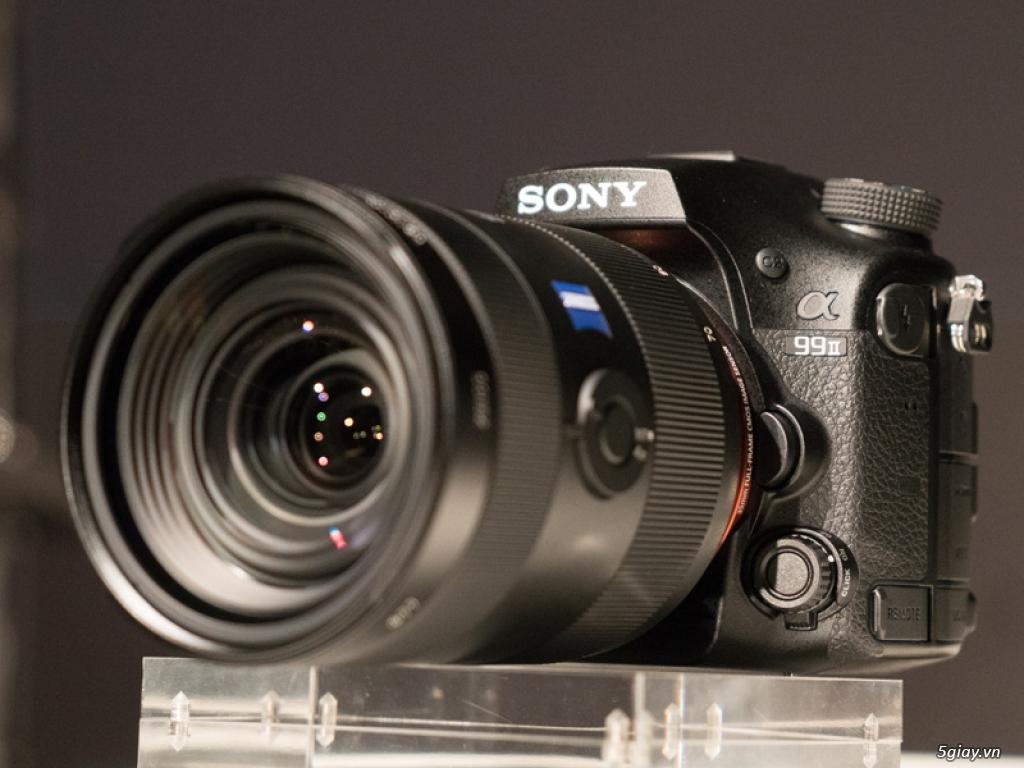 """Sony ra mắt máy ảnh DLSR 42 """"chấm"""" - 145333"""