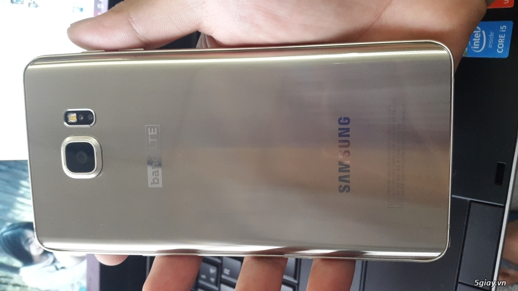 Note 5 Gold 64GB Nguyên Khối - 1