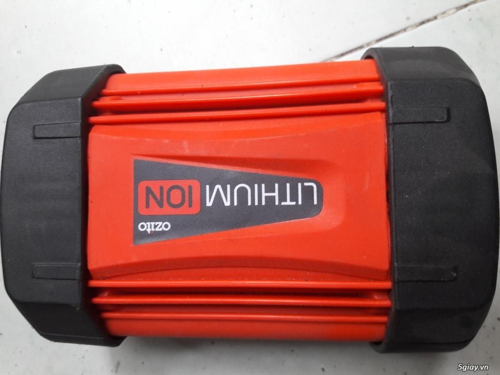 Chuyên Máy Khoan và Bắt Ốc Vít SD Pin từ 12=>18V Hiệu Ozito (Australia) luôn Có Pic! - 12