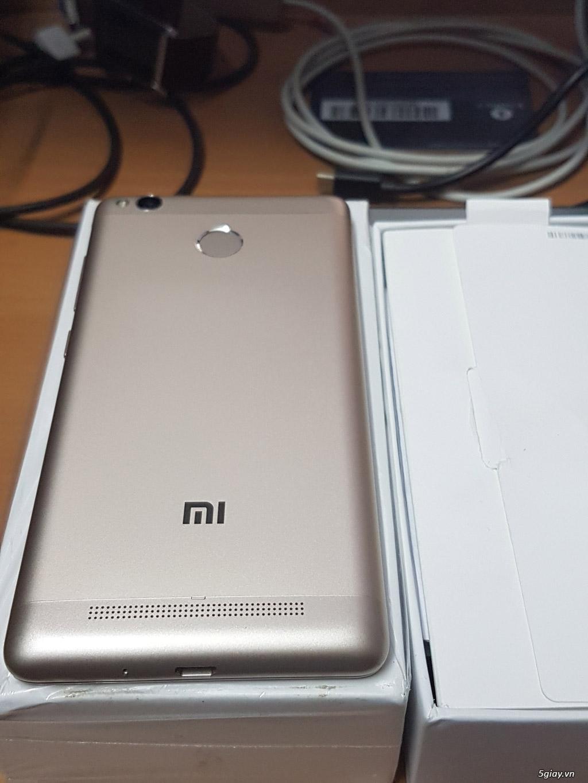 Xiaomi Redmi 3 Pro, Bộ nhớ 32GB, 3GB Ram, FullBox, còn BH dài - 1