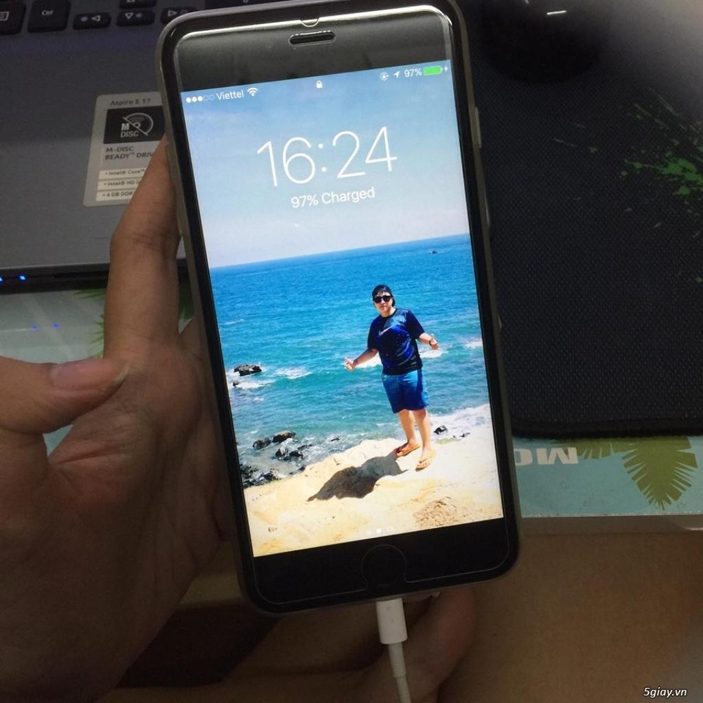 cần bán gấp iphone 6s plus để lên con 7