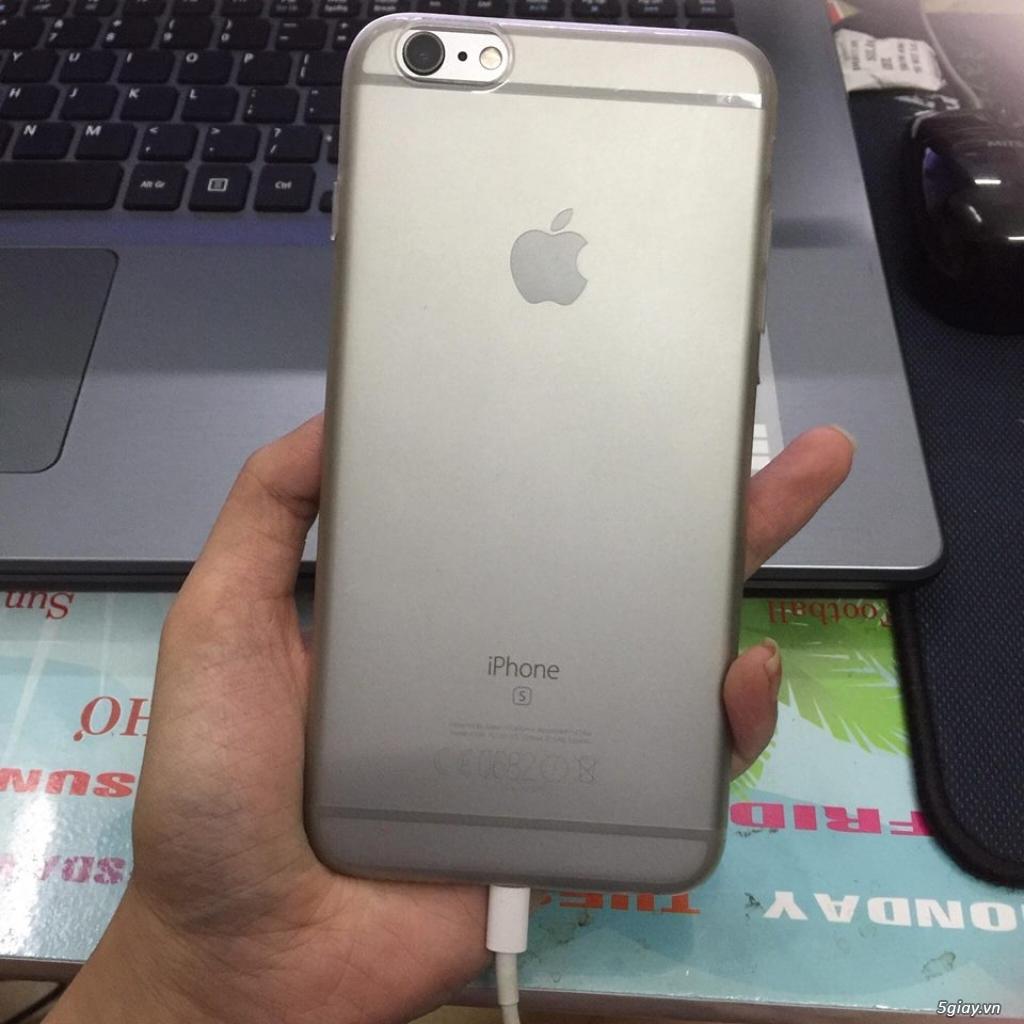 cần bán gấp iphone 6s plus để lên con 7 - 2