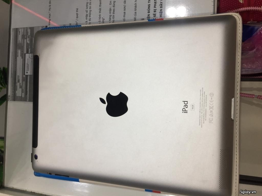 Ipad3 4g wifi white 16gb giá rẻ - 1