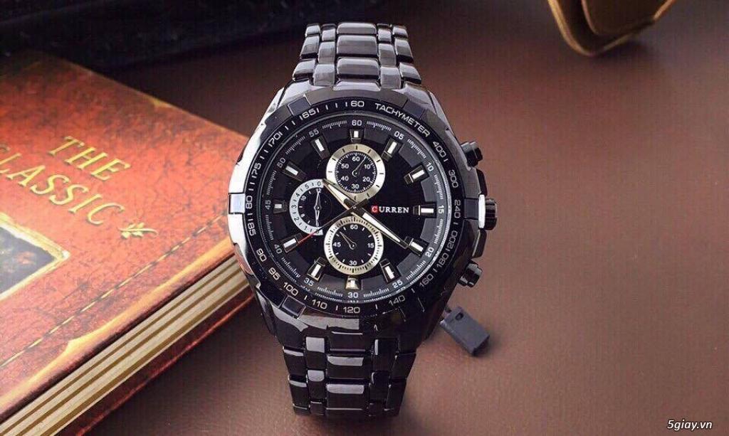 Đồng hồ, mắt kính đẹp, giá sốc nhất thị trường