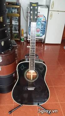 Acpoustic guitar Morris và Yamaha sản xuất tại Nhật - 33