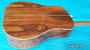 Acpoustic guitar Morris và Yamaha sản xuất tại Nhật - 26