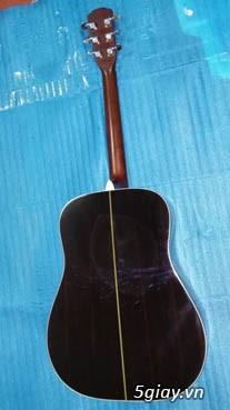 Acpoustic guitar Morris và Yamaha sản xuất tại Nhật - 17