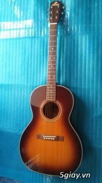 Acpoustic guitar Morris và Yamaha sản xuất tại Nhật - 18