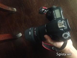Canon 40 D ống kính sigma 28-300 giá rẻ - 1