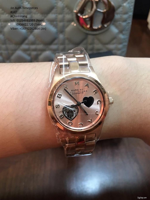 [JINWATCHES.COM] Chuyên đồng hồ chính hãng bảo hành quốc tế từ USA - Citizen, Armani, Burberry... - 2