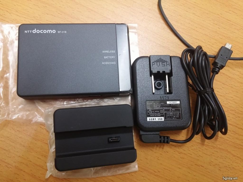Bộ router phát wifi từ sim 3G Buffalo hàng Nhật - 8